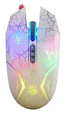 Мышь A4Tech Bloody N50 Neon White