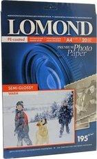 Бумага Lomond Semi Glossy (1101307)
