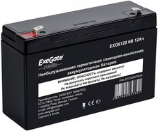 Аккумуляторная батарея Exegate EG12-6/EXG6120 F1