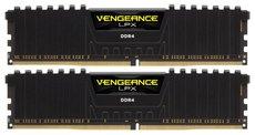 Оперативная память 8Gb DDR4 2400MHz Corsair Vengeance LPX (CMK8GX4M2A2400C16) (2x4Gb KIT)