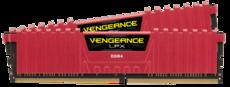 Оперативная память 8Gb DDR4 2400MHz Corsair Vengeance LPX (CMK8GX4M2A2400C16R) (2x4Gb KIT)