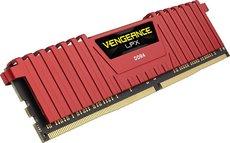 Оперативная память 8Gb DDR4 2400MHz Corsair Vengeance LPX (CMK8GX4M1A2400C16R)