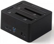 Док-станция для HDD Orico 6629US3-C Black