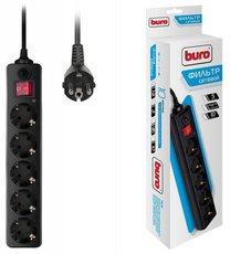 Сетевой фильтр Buro 500SH-3-B
