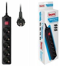 Сетевой фильтр Buro 500SH-5-B