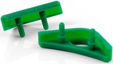 Резиновые уголки Noctua NA-SAVP1 Chromax Green
