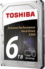 Жесткий диск 6Tb SATA-III Toshiba X300 (HDWE160UZSVA)
