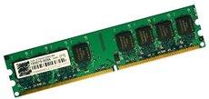 Оперативная память 2Gb DDR-II 800MHz Transcend (JM800QLU-2G)