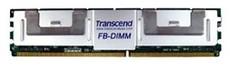 Оперативная память 4Gb DDR-II 667MHz Transcend ECC FB-DIMM (TS512MFB72V6U-T)