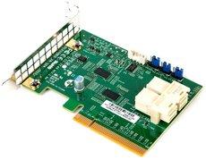 Контроллер SuperMicro AOC-SLG3-2E4R NVMe AOC Card