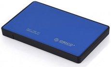 Внешний корпус для HDD Orico 2588US3 Blue
