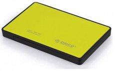 Внешний корпус для HDD Orico 2588US3 Yellow