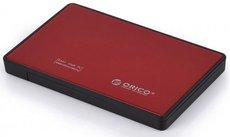 Внешний корпус для HDD Orico 2588US3 Red