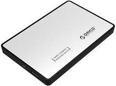 Внешний корпус для HDD Orico 2588US3 Silver