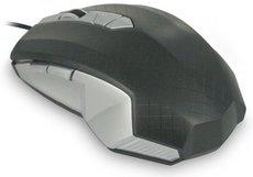 Мышь CBR CM-345 Silver/Black