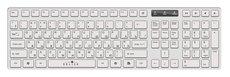 Клавиатура Oklick 556S White
