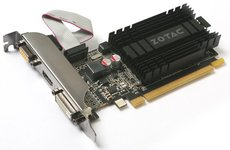 Видеокарта nVidia GeForce GT710 Zotac Zone Edition PCI-E 1024Mb (ZT-71301-20L)