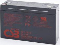 Аккумуляторная батарея CSB GP6120