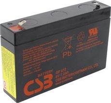 Аккумуляторная батарея CSB GP672