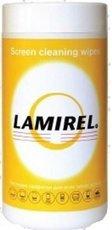Fellowes LA-11440 чистящие салфетки Lamirel для экранов любого типа, 100шт
