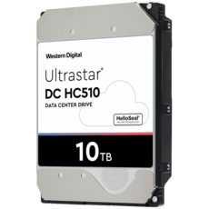 Жесткий диск 10Tb SATA-III HGST (Hitachi) Ultrastar He10 (0F27454)