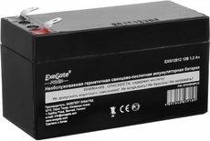 Аккумуляторная батарея Exegate EXG12012 12V1.2Ah F1