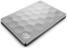 Внешний жесткий диск 2Tb Seagate Backup Plus Ultra Slim Platinum (STEH2000200)