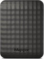 Внешний жесткий диск 500Gb Seagate (Maxtor) M3 Portable Black (STSHX-M500TCBM)