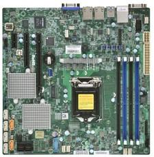 Серверная плата SuperMicro X11SSL-CF-O