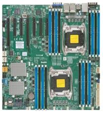Серверная плата SuperMicro X10DRH-ILN4-O