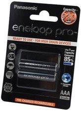 Аккумулятор Panasonic Eneloop Pro (AAA, 930mAh, 2 шт)