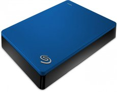 Внешний жесткий диск 4Tb Seagate Backup Plus Portable Blue (STDR4000901)