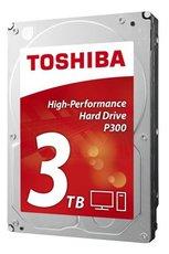 Жесткий диск 3Tb SATA-III Toshiba P300 (HDWD130EZSTA)