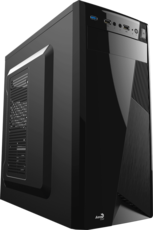 Корпус AeroCool Cs-1101 600W Black