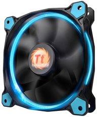 Вентилятор для корпуса Thermaltake Riing 12 Blue LED + LNC (CL-F038-PL12BU-A)