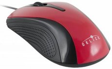Мышь Oklick 235M Black/Red