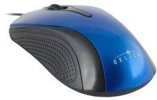 Мышь Oklick 235M Black/Blue