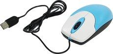 Мышь Genius NetScroll 120 V2 Blue USB