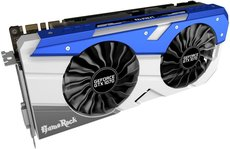 Видеокарта nVidia GeForce GTX1070 Palit GameRock PCI-E 8192Mb (9066)
