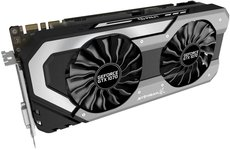 Видеокарта nVidia GeForce GTX1070 Palit JetStream PCI-E 8192Mb