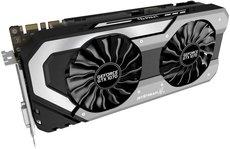 Видеокарта nVidia GeForce GTX1070 Palit Super JetStream PCI-E 8192Mb (9073)
