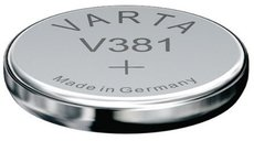 Батарейка Varta (V381, 1 шт)