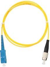 Волоконно-оптический шнур NIKOMAX NMF-PC1S2C2-SCU-FCU-002