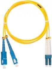 Волоконно-оптический шнур NIKOMAX NMF-PC2S2C2-SCU-LCU-001