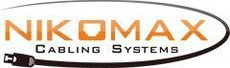 Соединительный оптический шнур NIKOMAX NMF-PC1S2C2-SCU-SCU-001