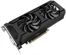 Видеокарта nVidia GeForce GTX1070 Palit Dual PCI-E 8192Mb (NE51070015P2-1043D)