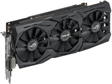 Видеокарта nVidia GeForce GTX1060 ASUS ROG PCI-E 6144Mb (STRIX-GTX1060-6G-GAMING)