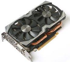 Видеокарта nVidia GeForce GTX1060 Zotac AMP! Edition PCI-E 6144Mb (ZT-P10600B-10M)