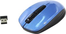 Мышь Oklick 475MW Black/Blue