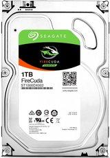 Жесткий диск 1Tb SATA-III Seagate FireCuda SSHD (ST1000DX002)